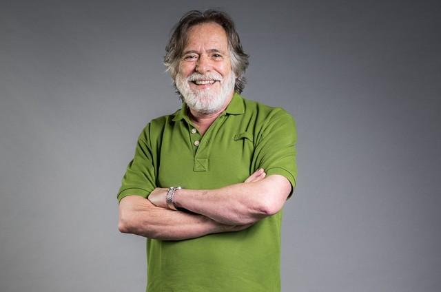 José de Abreu (Foto: Raquel Cunha/Globo)