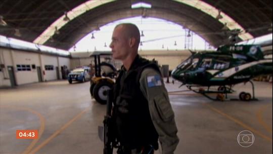 Aeronáutica não encontra marcas de tiro em helicóptero da PM que caiu no RJ
