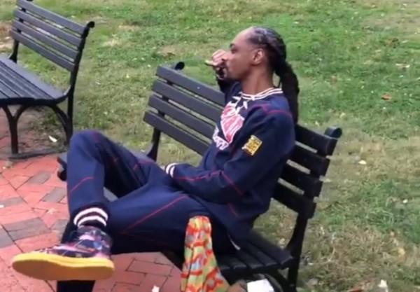 Snoop Dogg  (Foto: Instagram)