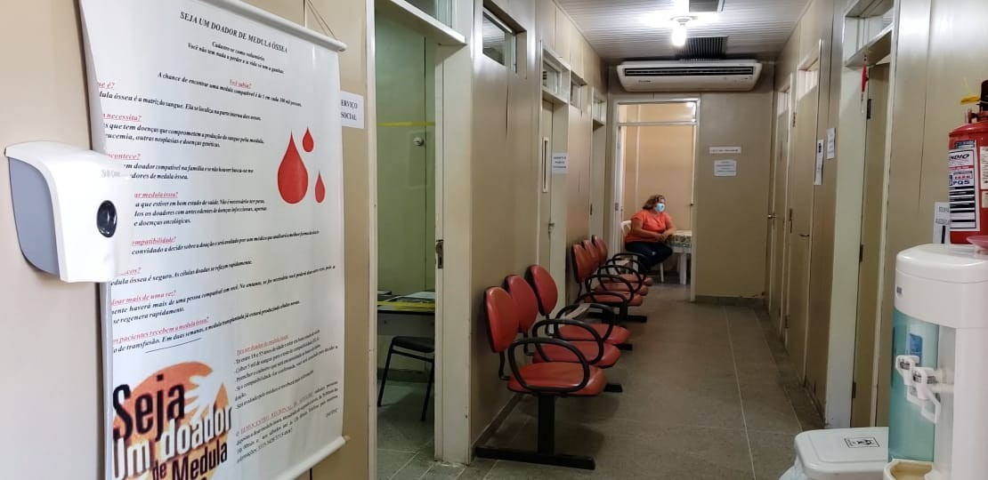 Estoque de sangue do tipo O negativo zera no Hemocentro de Mossoró