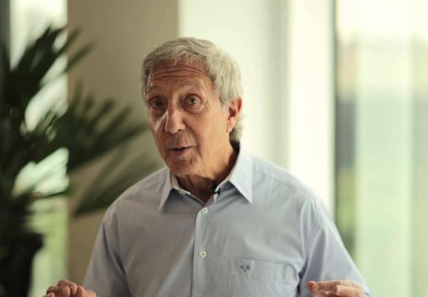 O empresário Abilio Diniz (Foto: Reprodução/YouTube)