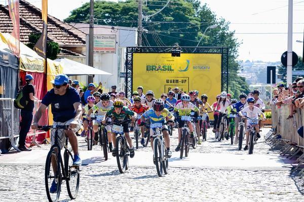 Corrida Bike Kids em Botucatu