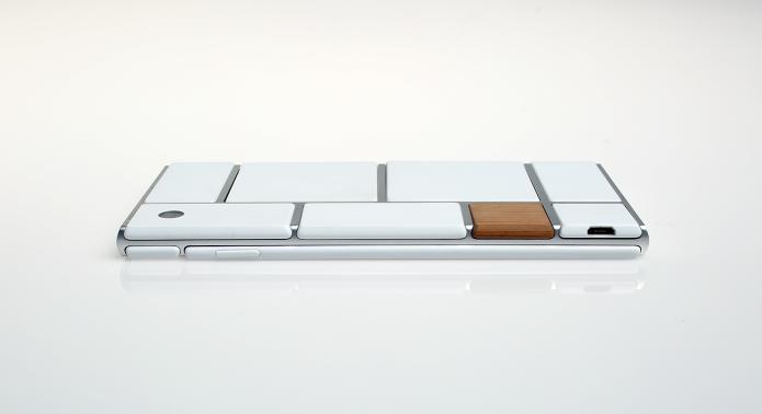 Smartphone modular do Google deve ter preço e data de lançamento (Foto: Reprodução/Google)