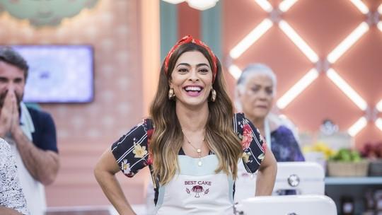 Maria da Paz vence repescagem do Best Cake e web comemora; reveja a cena