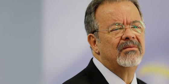 O ministro da defesa Raul Jungmann (Foto: Ueslei Marcelino/REUTERS)