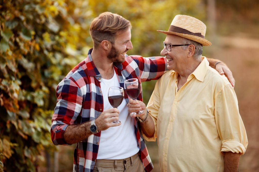 Resultado de imagem para vinhos para presentear seu pai