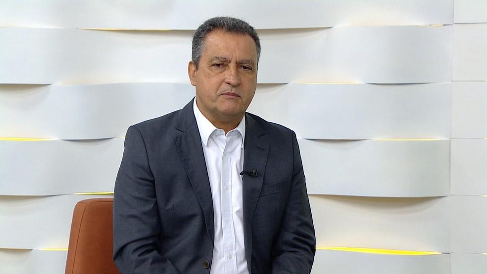 Governo da Bahia processa médico com coronavírus que atendia em clínica na região metropolitana de Salvador  — Foto: Reprodução/TV Bahia