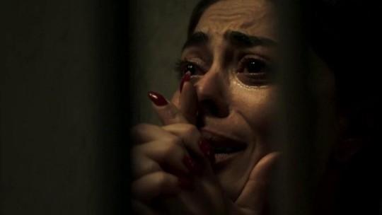 Juliana Paes comenta prisão de Maria da Paz em 'A Dona do Pedaço': 'Inferno astral'