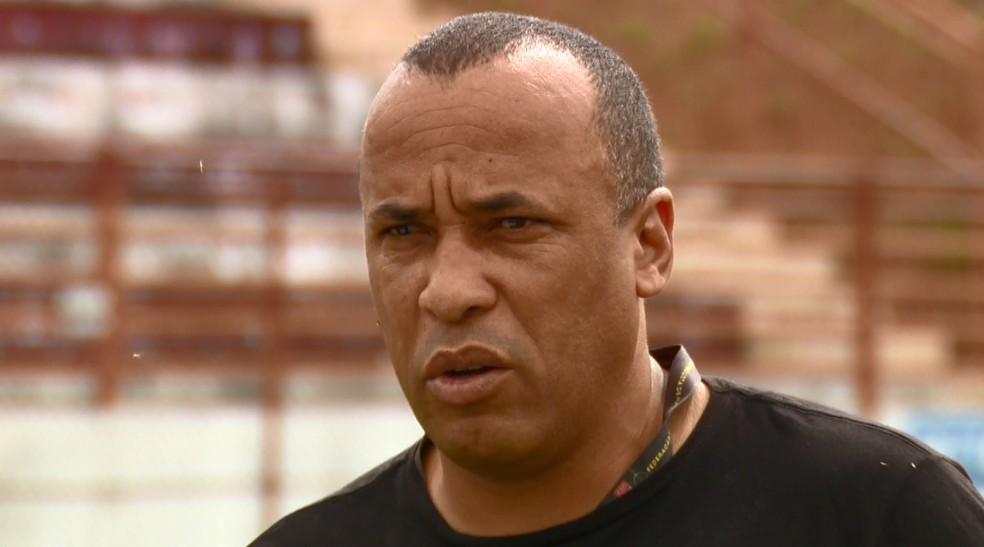 Janilton Oliveira também mostra indignação com o caso  (Foto: Carlos Velardi/ EPTV)