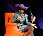 Luis Miranda como Madame Sheila | Reprodução
