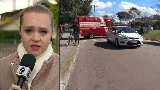 Ataque com machadinha deixa alunos e professora feridos em escola do RS