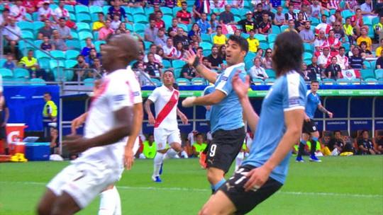 Estatísticas da Copa América: Peru domina três quesitos; Suárez finaliza mais, mas fica na banheira
