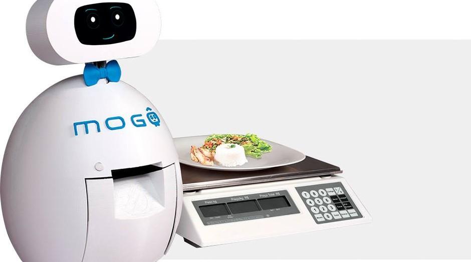 robo mogo, self service (Foto: Reprodução/Facebook/Mogo Smart)