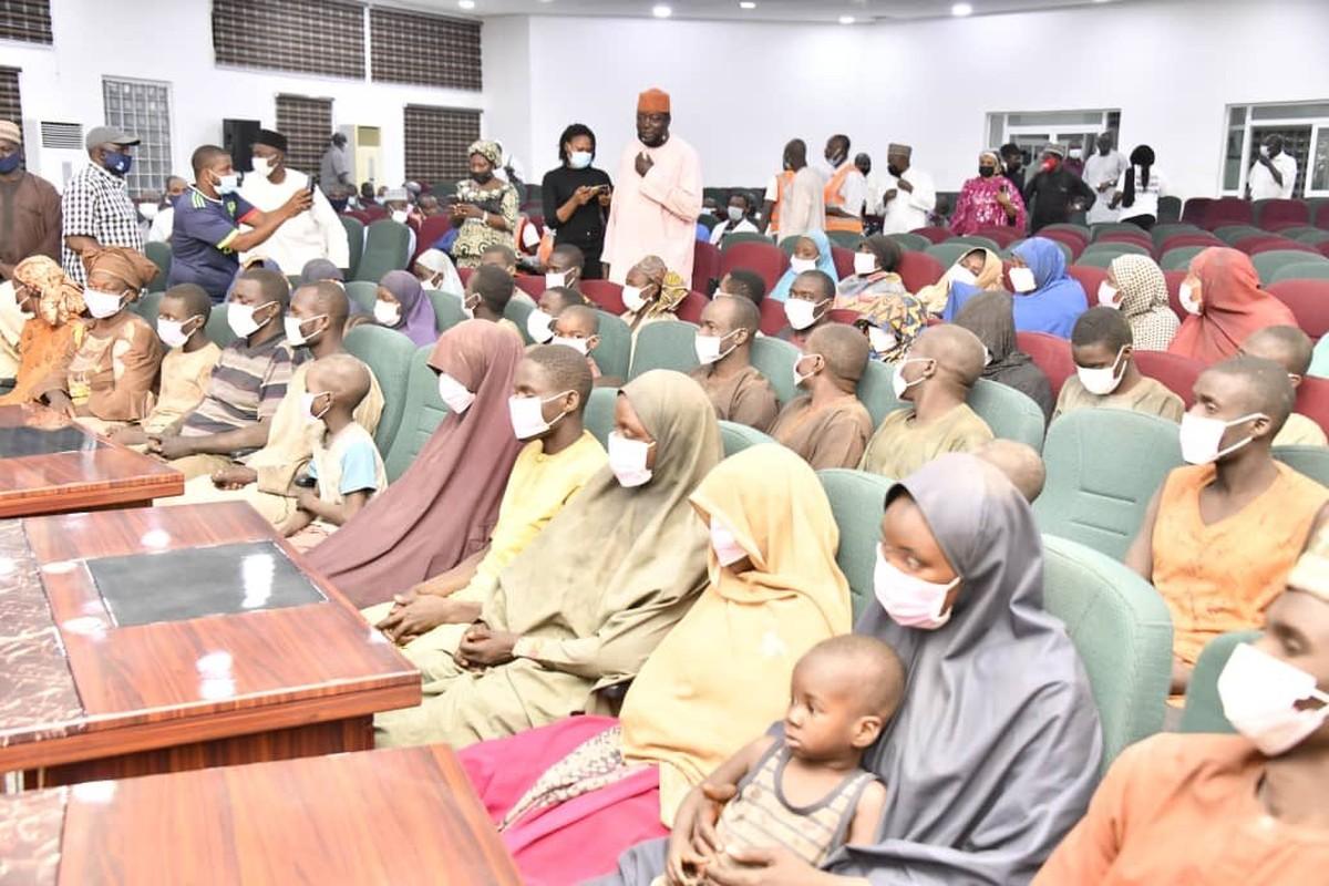 Sequestradores liberam 53 pessoas na Nigéria