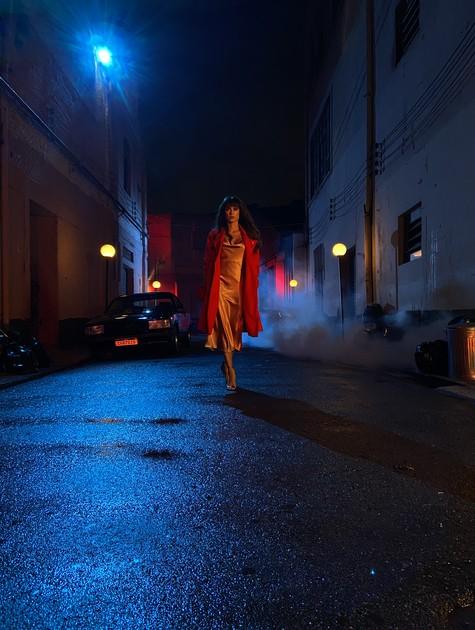 Thaila Ayala no filme 'Moscow' (Foto: Mess Santos)