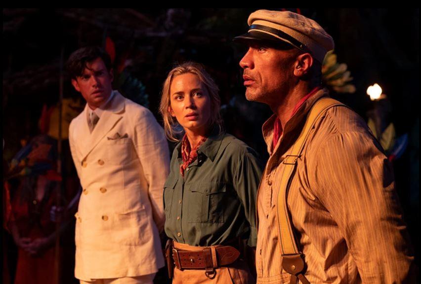 'Jungle Cruise' da Disney domina as bilheterias americanas em sua estreia e fatura US$ 34,2 milhões