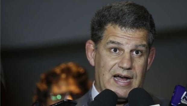 Segundo jornal, Bebianno autorizou repasse de R$ 250 mil do fundo eleitoral para candidatura de ex-assessora (Foto: FERNANDO FRAZÃO/AGÊNCIA BRASIL via BBC)