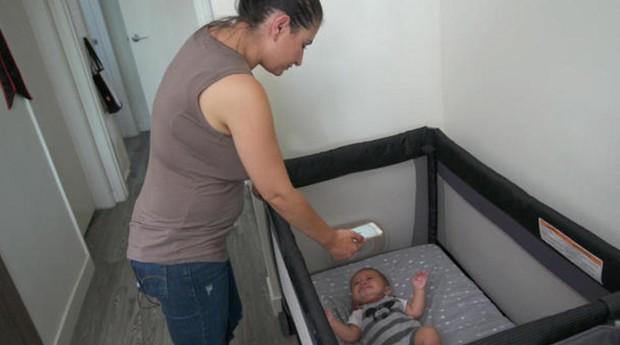 The Chatter Baby é um aplicativo que traduz e interpreta o choro dos bebês para pessoas com deficiência auditiva (Foto: Reprodução)