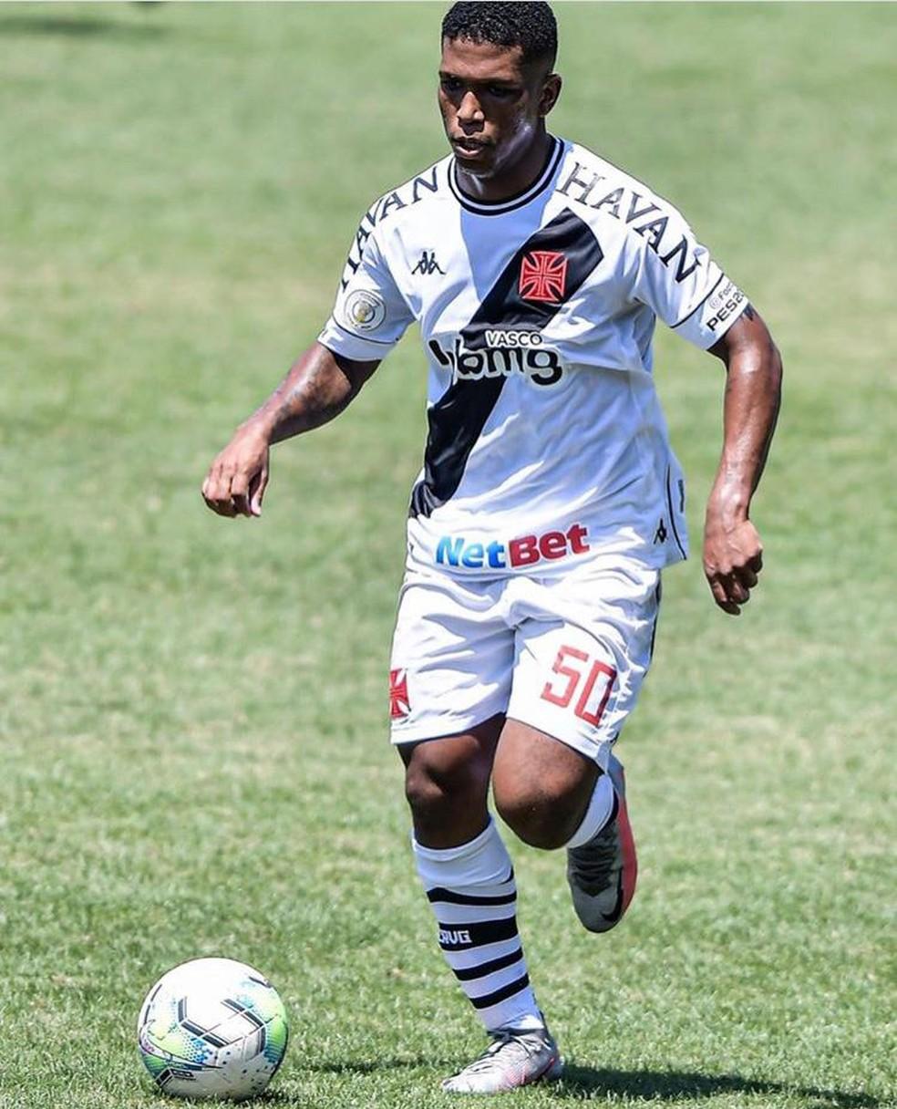 Juninho deve ganhar nova chance com Cabo — Foto: Rafael Ribeiro / Vasco