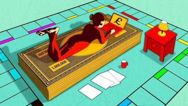 Como me tornei milionário do meu quarto (Foto: BBC News)