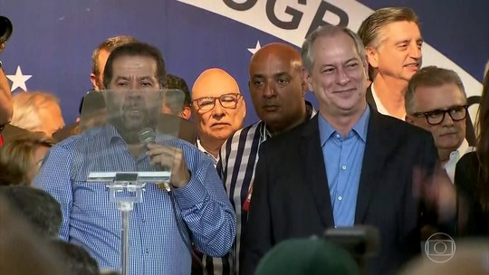 Ciro Gomes é oficializado candidato do PDT à Presidência