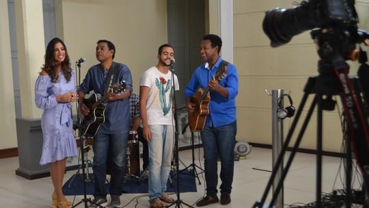 Música e bate-papo no 'Combinado' Especial Sergipanidade
