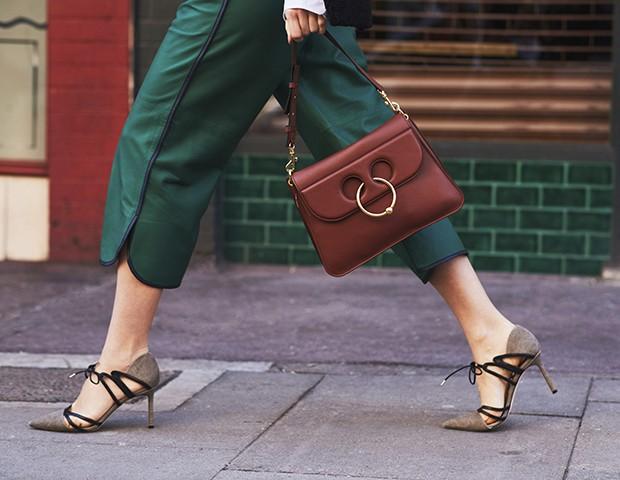 As pantacourts ganharam status de peça fashion e atemporal (Foto: Imaxtree)