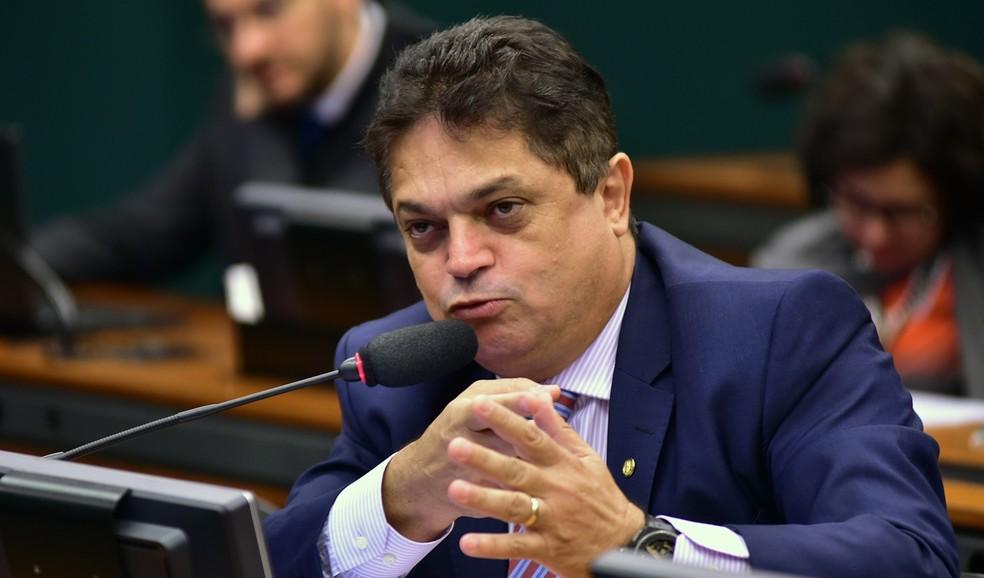 O deputado João Rodrigues (PSD-SC) — Foto: Zeca Ribeiro/Câmara dos Deputados
