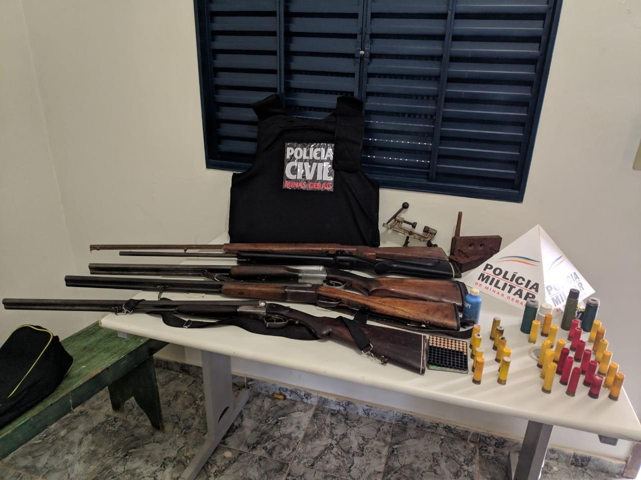 Foragido da Justiça morre durante troca de tiros com policiais na zona rural de Várzea da Palma