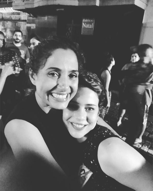 Camila Pitanga e Leandra Leal (Foto: Reprodução / Instagram)
