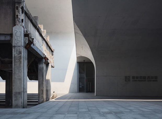 Pawel Paniczko, do Reino Unido, clicou o Museu de Xnagai, projeto do Atelie Deshaus (Foto: Architectural Photography Awards/Reprodução)