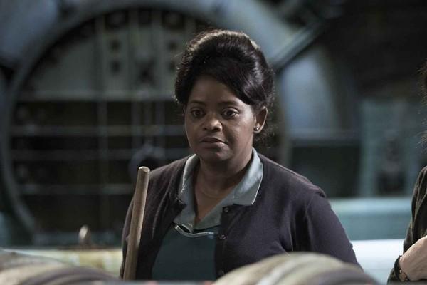 A atriz Octavia Spencer (Foto: Reprodução)