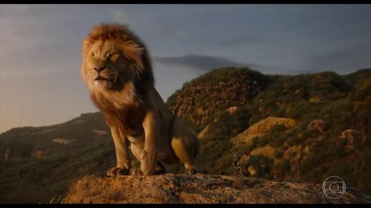 Rei Leão volta ao cinema em nova versão, com time de dubladores de peso