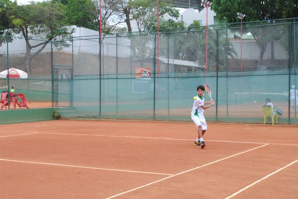 Torneio acontece entre os dias 18 e 20 de maio (Foto: Maria Júlia)