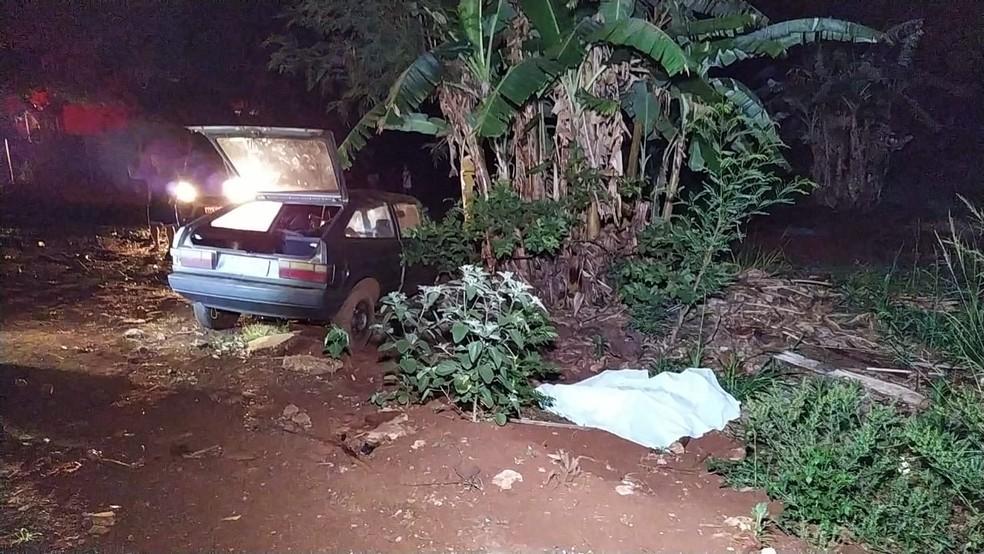 Motorista não resistiu e morreu antes do socorro chegar.  Foto: Adilson Domingos