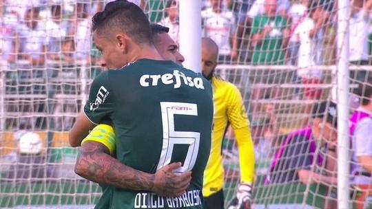 O gol de Palmeiras 1 x 0 Internacional pela 2ª rodada do Campeonato Brasileiro