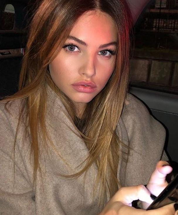 Thyalane Blondeau (Foto: Reprodução Instagram)