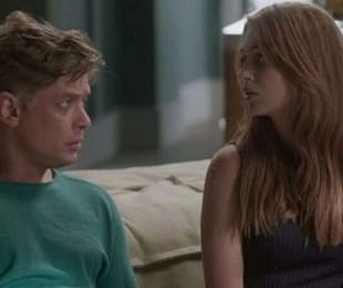 Arthur (Fabio Assunção) e Eliza (Marina Ruy Barbosa) | TV Globo