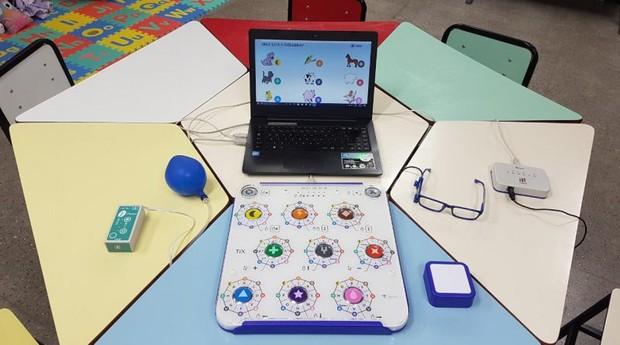 TiX Tecnologia criou um Teclado Inteligente Multifuncional  (Foto: Divulgação)