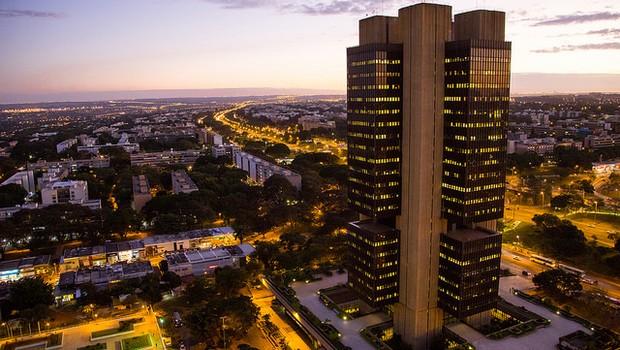 Sede do Banco Central do Brasil, em Brasília (Foto: Rodrigo Oliveira/Caixa Econômica Federal)