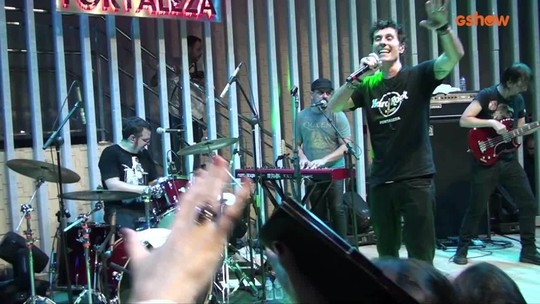 Capital Inicial em show exclusivo em Fortaleza