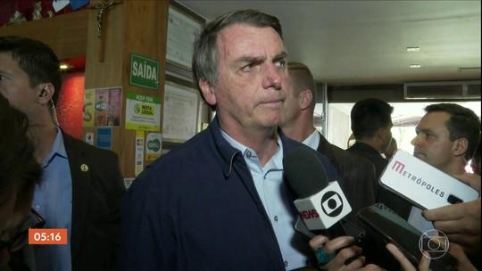Bolsonaro diz que Governo pode reduzir a multa do FGTS