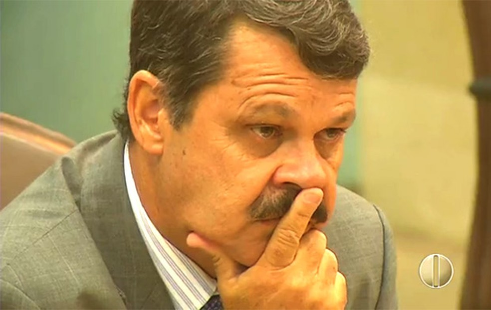 O deputado estadual do RN Ricardo Motta (Foto: Reprodução, Inter TV Cabugi)
