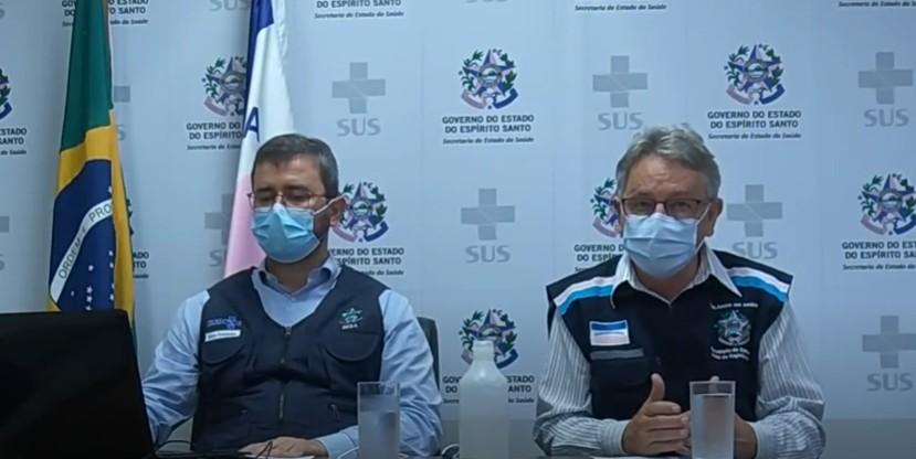 Governo do ES avalia exigir vacinação contra Covid-19 entre profissionais da saúde pública