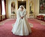 Emma Corrin em cena de 'The Crown' | Divulgação