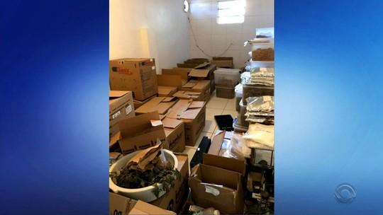 Fábrica clandestina de medicamentos é interditada em Santa Rosa