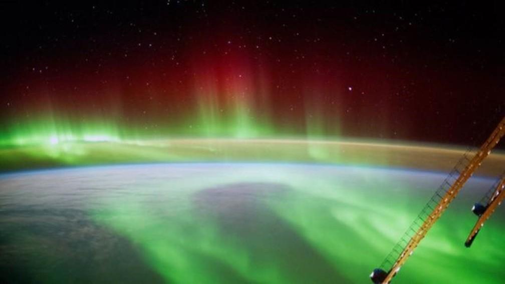 A Terra tem uma proteção natural - como um tipo de aurora - mas a Nasa está contratando o seu próprio protetor (Foto: ESA)
