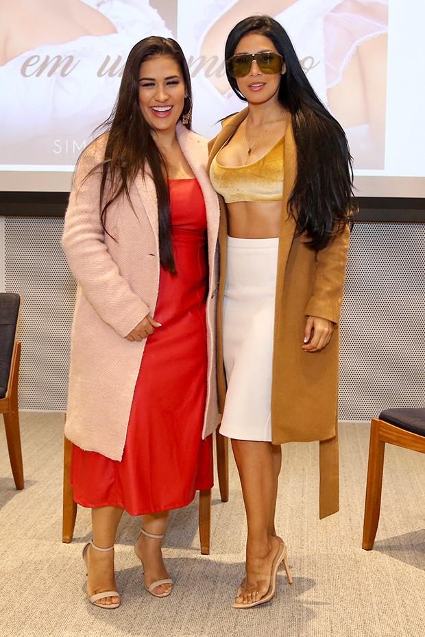 Simone e Simaria (Foto: Manuela Scarpa/Brazil News)