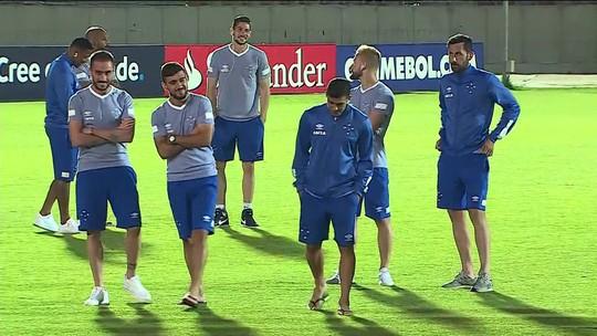 Com mudanças na equipe, Cruzeiro encara Universidad do Chile pela Taça Libertadores