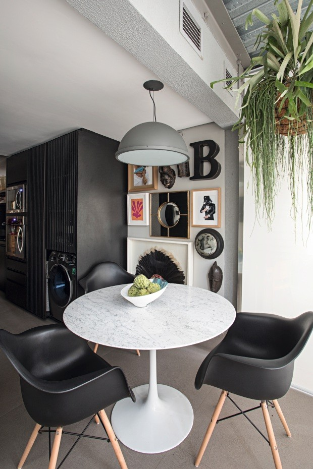Apartamento de Bruno Carvalho (Foto: Gui Morelli / Divulgação)